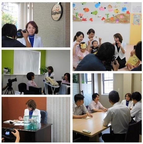 メ~テレ(名古屋テレビ)「反転の光」番組撮影がありました_e0138299_16015915.jpg