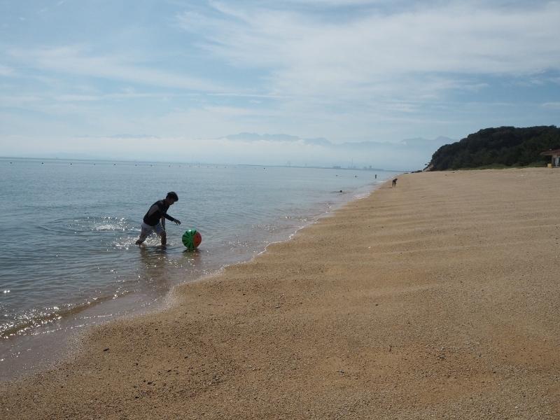 夏の海岸_e0350905_18030378.jpg