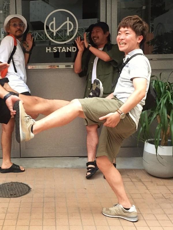 久々の伊藤會は渋谷 前篇 入荷メンズ、レディースサンダル マルタンマルジェラ、ユッタニューマン、エルメス_f0180307_20551297.jpg