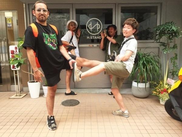 久々の伊藤會は渋谷 前篇 入荷メンズ、レディースサンダル マルタンマルジェラ、ユッタニューマン、エルメス_f0180307_20565282.jpg