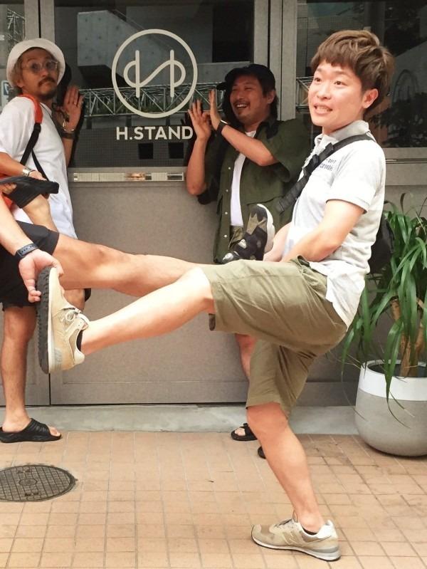 久々の伊藤會は渋谷 前篇 入荷メンズ、レディースサンダル マルタンマルジェラ、ユッタニューマン、エルメス_f0180307_20581054.jpg
