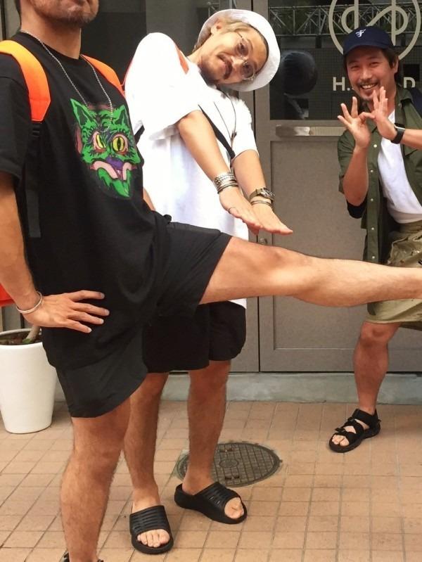 久々の伊藤會は渋谷 前篇 入荷メンズ、レディースサンダル マルタンマルジェラ、ユッタニューマン、エルメス_f0180307_21082550.jpg