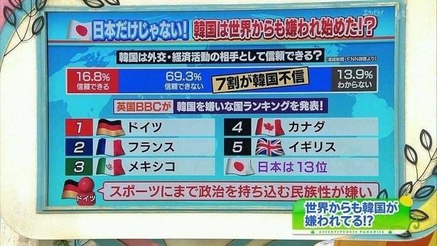 ジョーク一発:ついに韓国の「旭日旗=戦犯旗」の嘘がバレる!→世界が韓国を嫌いだった!?_a0348309_1225854.jpg