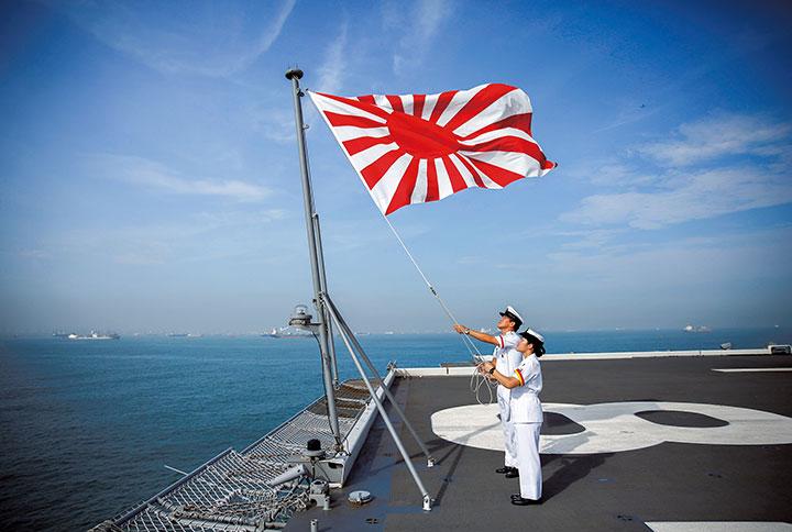 ジョーク一発:ついに韓国の「旭日旗=戦犯旗」の嘘がバレる!→世界が韓国を嫌いだった!?_a0348309_1293273.jpg