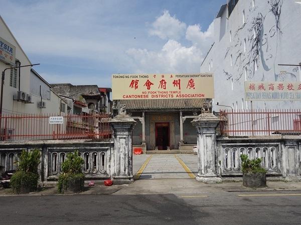 ジョージタウンの華人会館、華人廟_d0360509_13593046.jpg