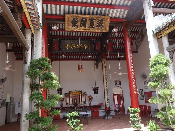 ジョージタウンの華人会館、華人廟_d0360509_13594030.jpg