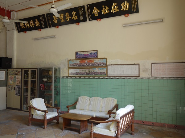 ジョージタウンの華人会館、華人廟_d0360509_14131973.jpg