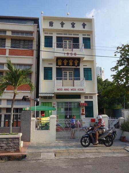 ジョージタウンの華人会館、華人廟_d0360509_14134470.jpg