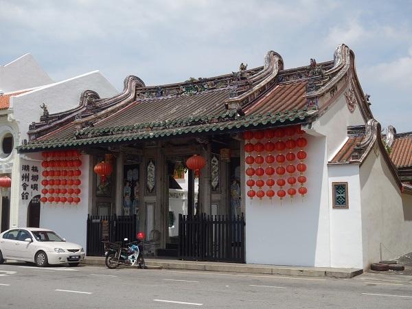 ジョージタウンの華人会館、華人廟_d0360509_14134833.jpg