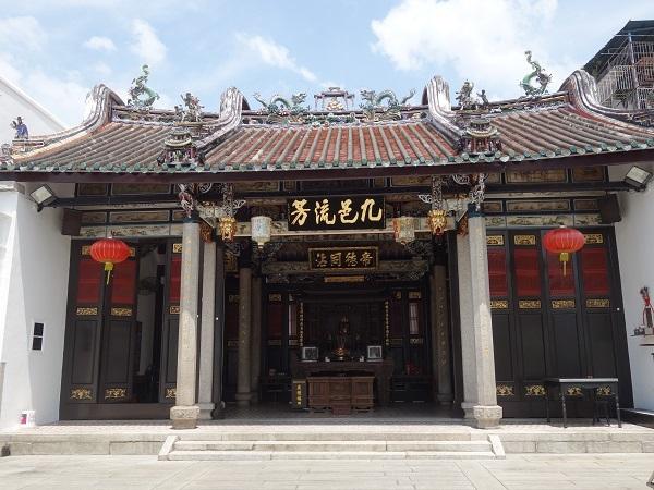 ジョージタウンの華人会館、華人廟_d0360509_14135685.jpg