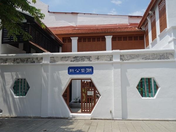 ジョージタウンの華人会館、華人廟_d0360509_14140007.jpg