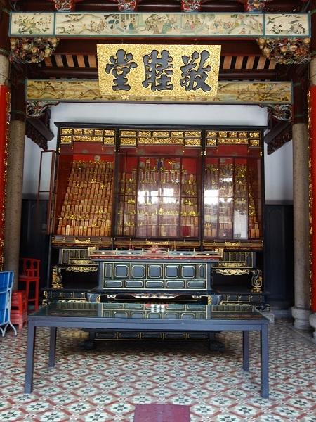 ジョージタウンの華人会館、華人廟_d0360509_14140726.jpg