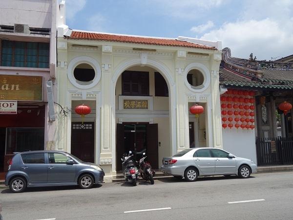ジョージタウンの華人会館、華人廟_d0360509_14141997.jpg