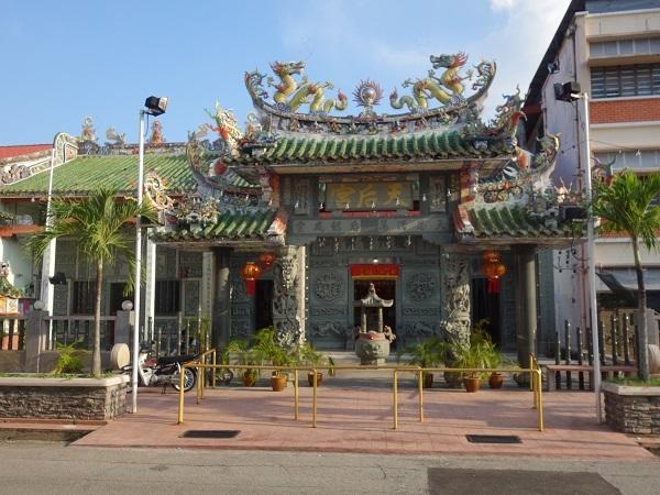 ジョージタウンの華人会館、華人廟_d0360509_14142207.jpg