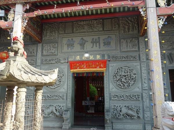 ジョージタウンの華人会館、華人廟_d0360509_14142618.jpg