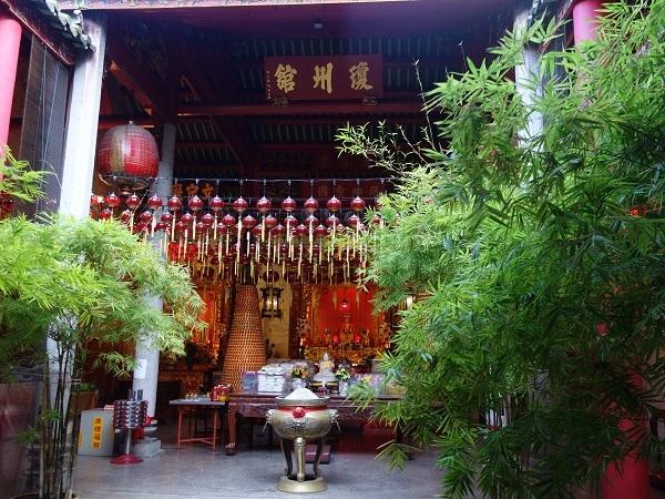 ジョージタウンの華人会館、華人廟_d0360509_14142894.jpg
