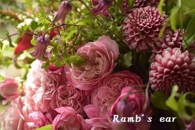 本日のお花♪_e0128909_09075330.jpg