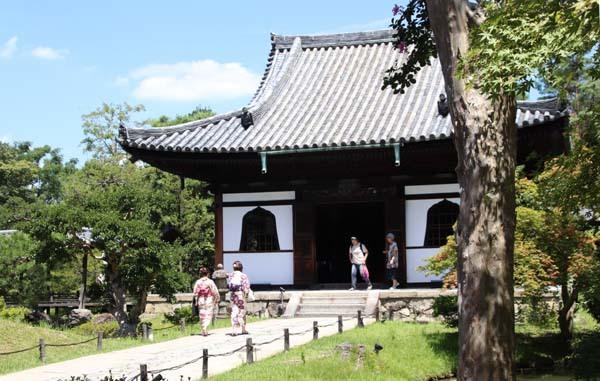 高台寺 夏の盛り_e0048413_22465196.jpg