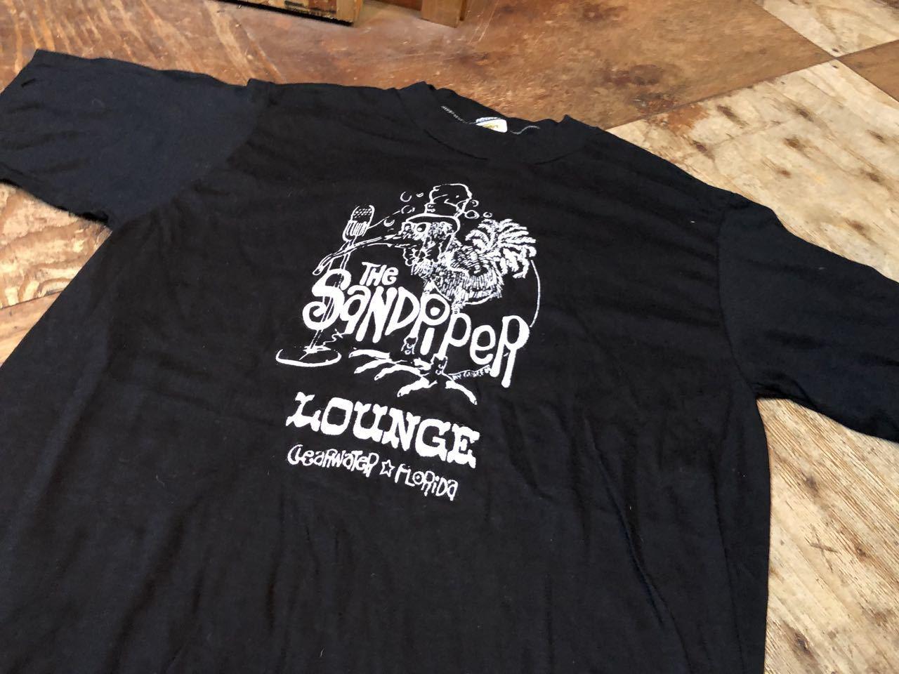 8月10日(土)80s VELVA SHEEN  デッドストック LOUNGE Tシャツ!_c0144020_16342232.jpg