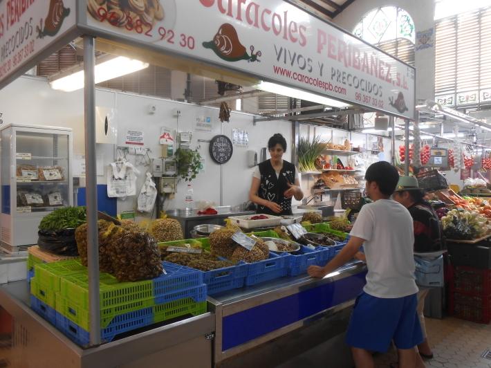 バレンシアで料理する 9)バレンシアで最後の一日。晩餐_a0095931_11101893.jpg