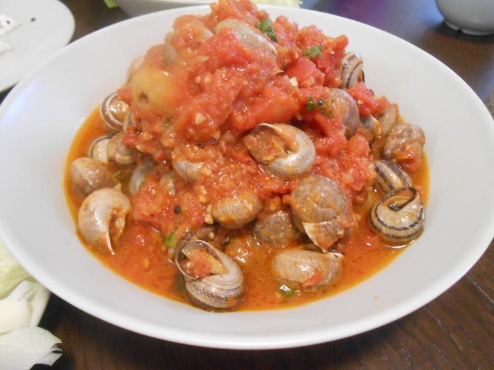 バレンシアで料理する 9)バレンシアで最後の一日。晩餐_a0095931_11121942.jpg