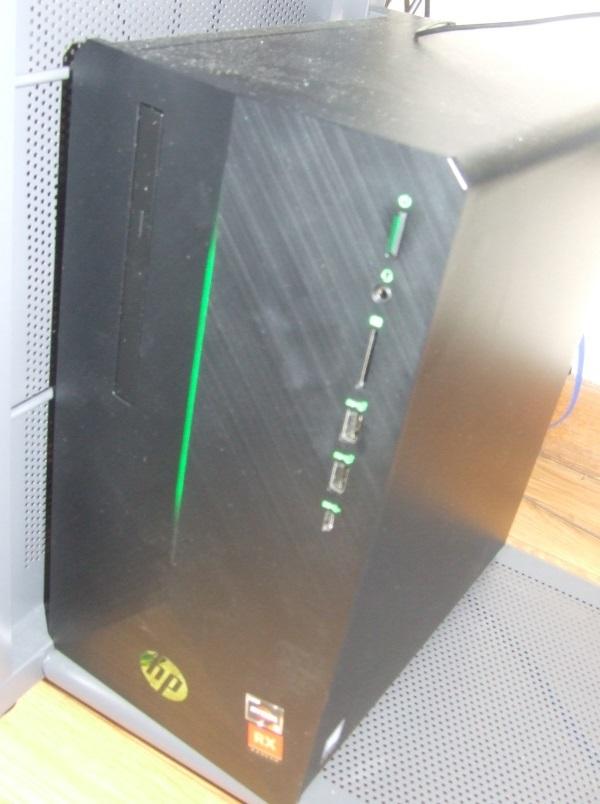 低価格のゲーミングPC HP Pavilion Gaming Desktop 690-0023jp、購入60日_c0240934_07585341.jpg