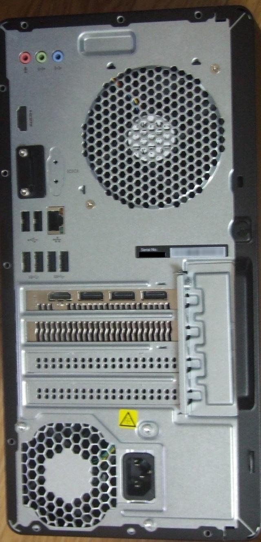 低価格のゲーミングPC HP Pavilion Gaming Desktop 690-0023jp、購入60日_c0240934_08012242.jpg