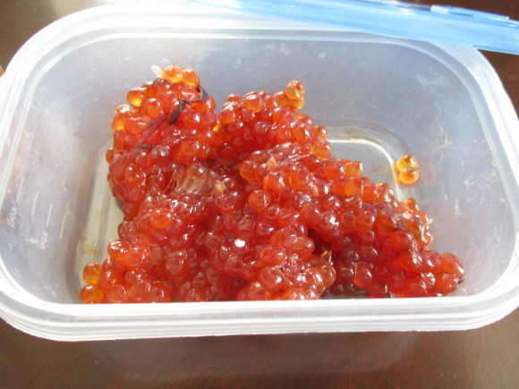 惚れ惚れする茄子のお漬物&嬉しい戴きもの2つ_a0279743_10241942.jpg