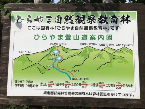白滝村「平山」登山_e0326953_10415870.jpg