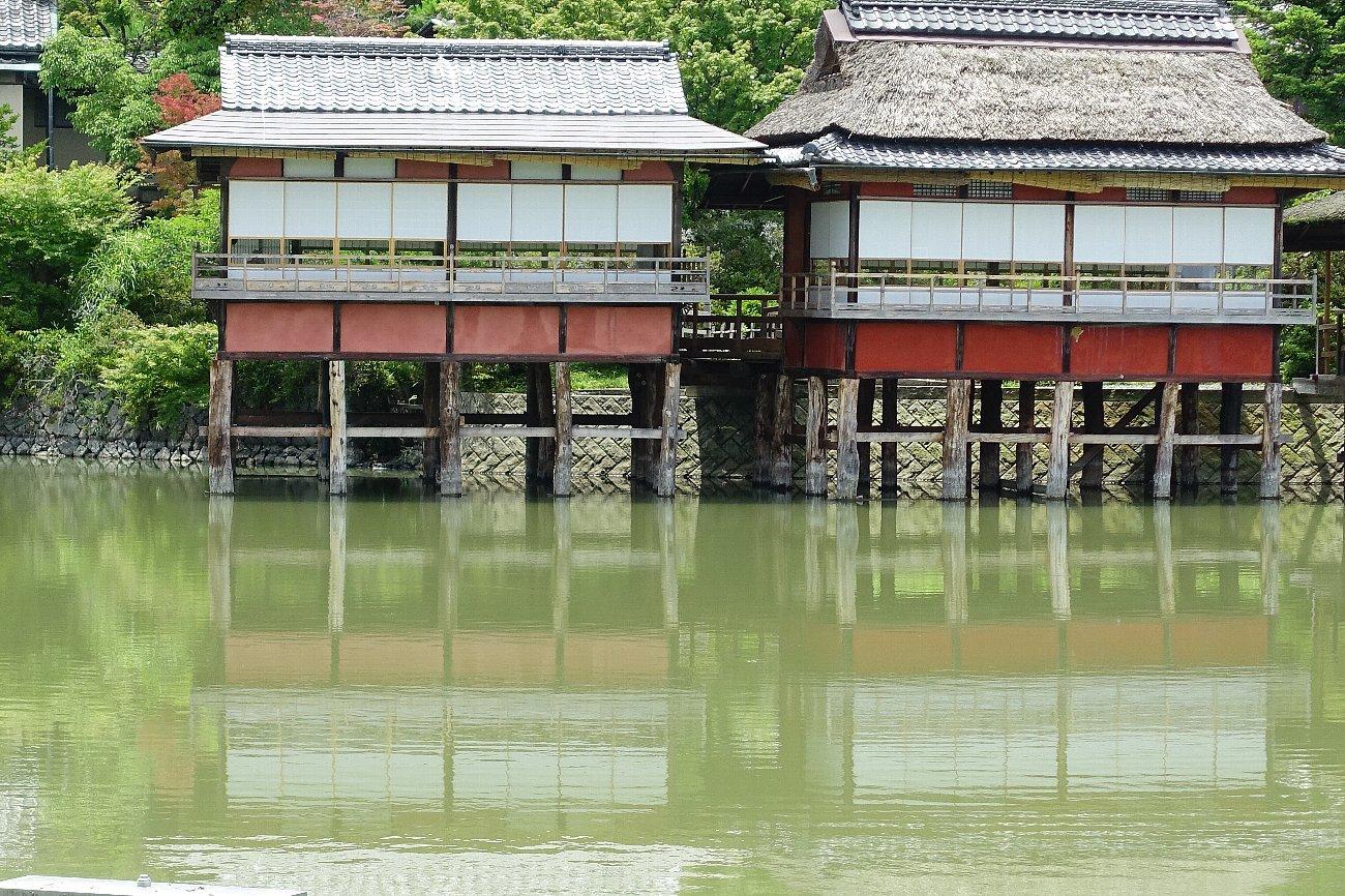 八条ケ池の錦水亭_c0112559_08134508.jpg