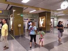 「地下鉄ブルーライン開通、BTS北に1駅延伸」_c0167063_20050447.jpg