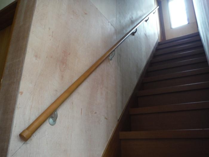 室内リフォーム ~ 階段の手摺と和室工事_d0165368_05113212.jpg