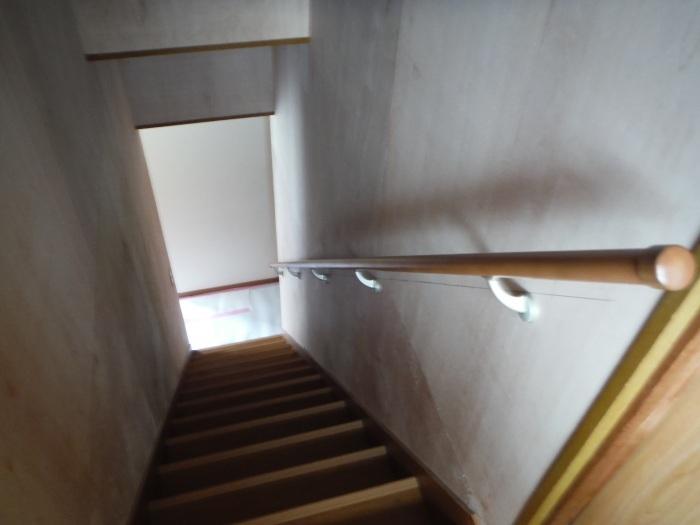 室内リフォーム ~ 階段の手摺と和室工事_d0165368_05114504.jpg