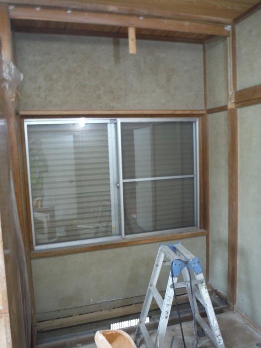 室内リフォーム ~ 階段の手摺と和室工事_d0165368_05121669.jpg