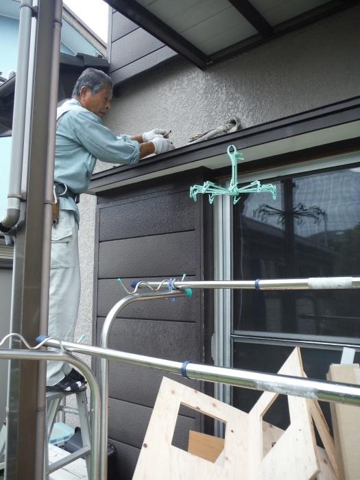 室内リフォーム ~ 階段の手摺と和室工事_d0165368_05123588.jpg