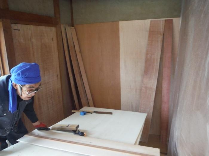室内リフォーム ~ 階段の手摺と和室工事_d0165368_05130622.jpg