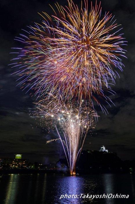 日本ライン夏祭り納涼花火大会_f0361287_23550429.jpeg