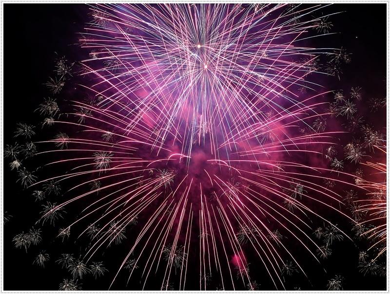 大分の夏祭り その3 最終日は花火大会だよ 花火の打ち上げまで4時間、前置きがなが~い(*⌒∇⌒*)テヘ♪_b0175688_07213145.jpg