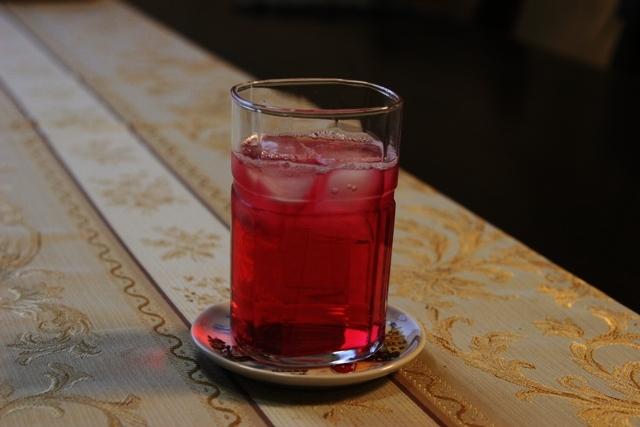 今年も赤紫蘇ジュース作り~♬_f0229190_15505188.jpg