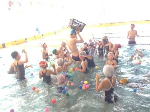 夏短期教室2期 水中祭り!!_b0286596_18060704.jpg