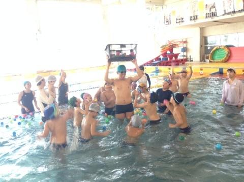 夏短期教室2期 水中祭り!!_b0286596_18062545.jpg