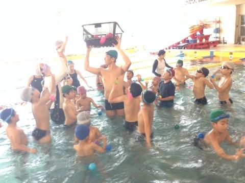 夏短期教室2期 水中祭り!!_b0286596_18063503.jpg