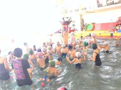 夏短期教室2期 水中祭り!!_b0286596_18070049.jpg