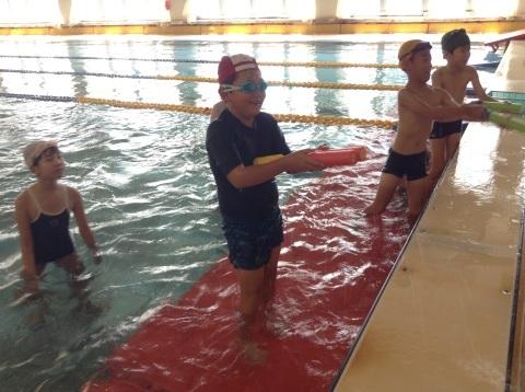 夏短期教室2期 水中祭り!!_b0286596_18092156.jpg