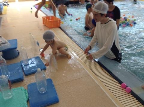 夏短期教室2期 水中祭り!!_b0286596_18100399.jpg
