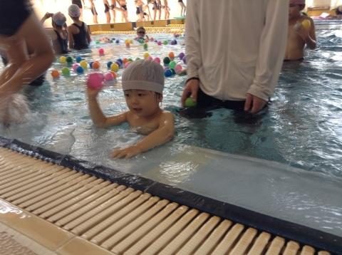 夏短期教室2期 水中祭り!!_b0286596_18102826.jpg