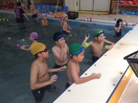 夏短期教室2期 水中祭り!!_b0286596_18144013.jpg