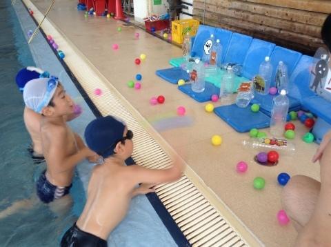 夏短期教室2期 水中祭り!!_b0286596_18151581.jpg