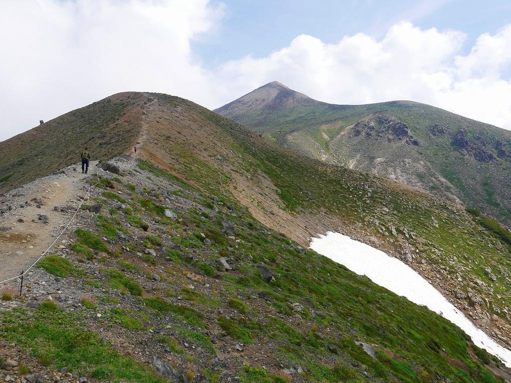 上富良野岳から十勝岳ピストン、2019.8.7ーその1ー_f0138096_13233249.jpg
