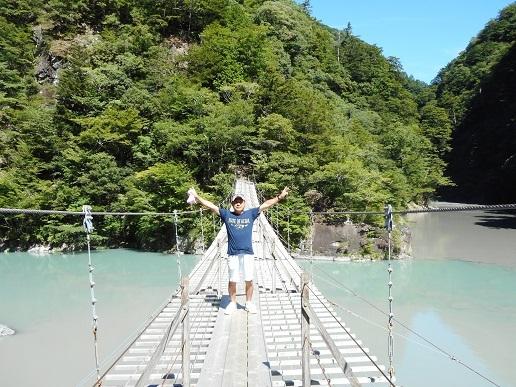 ★続!秘境奥大井・寸又峡温泉と夢の吊橋★_e0147297_09410554.jpg